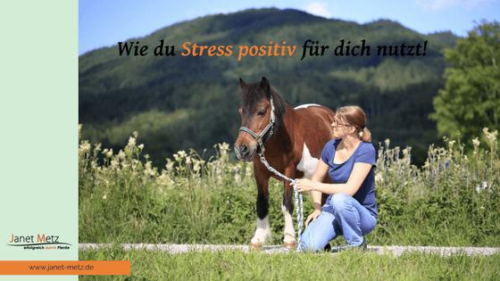 Wie du Stress positiv für dich nutzt