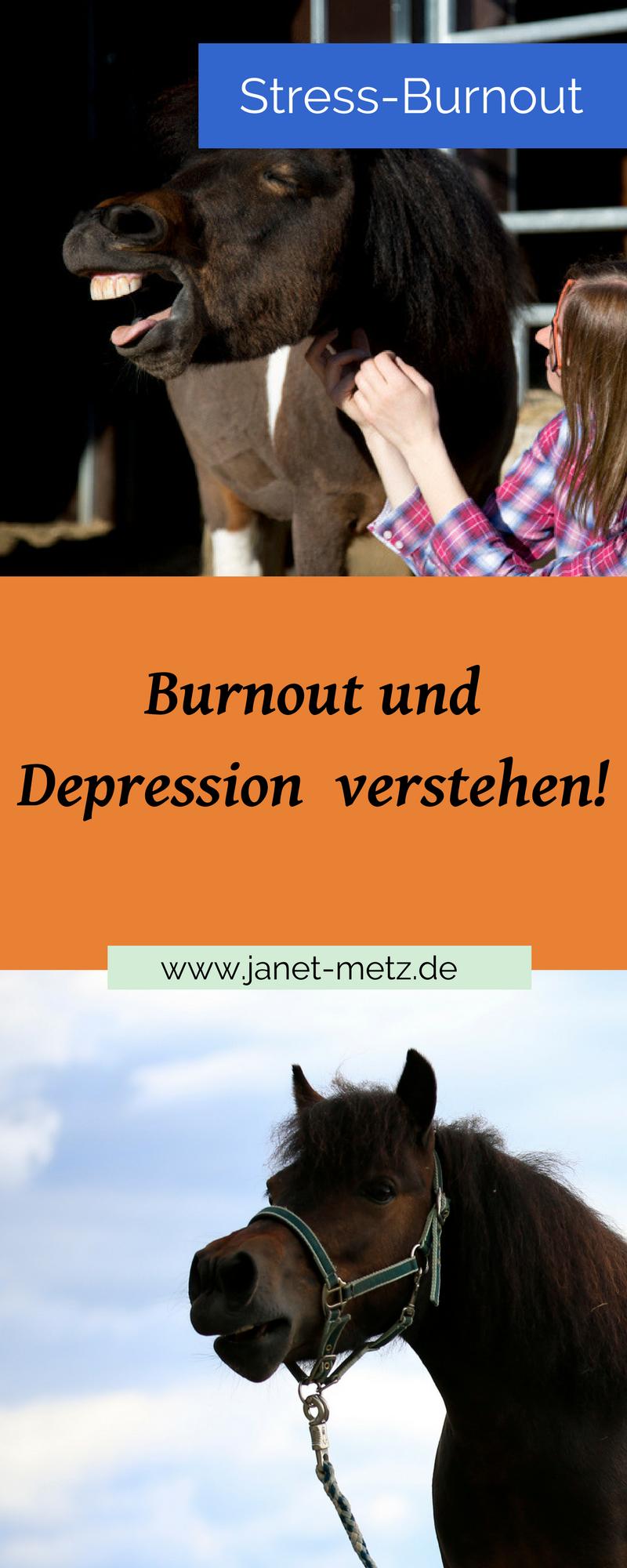 Burnout und Depression verstehen